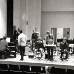Jazz Ensemble Rehearsal